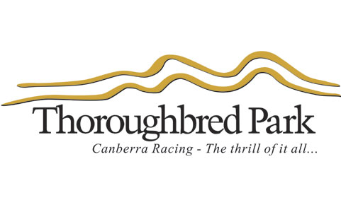 Image result for thoroughbred park canberra logo