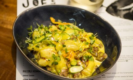 Kingston's Italian taste sensation