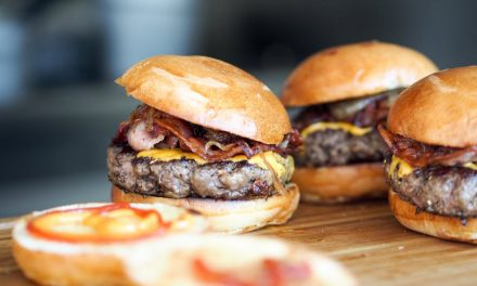 Best burgers in Canberra