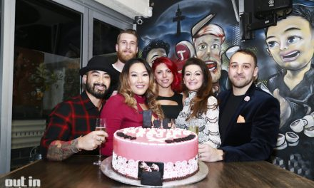 The Meating Room's 1st Birthday