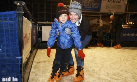 Winter Festival in the City