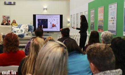 Interior design workshop at Canberra Outlet Centre