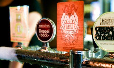Craft brew on tap at Transit