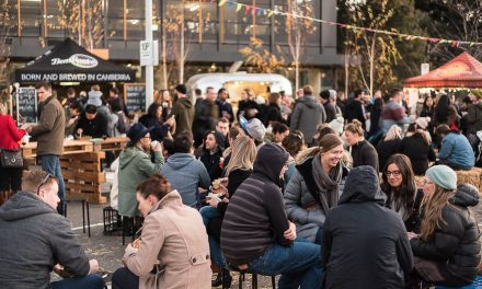 Peruse the many markets of Canberra