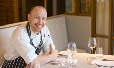 Five minutes with Natural 9 Executive Chef David Black