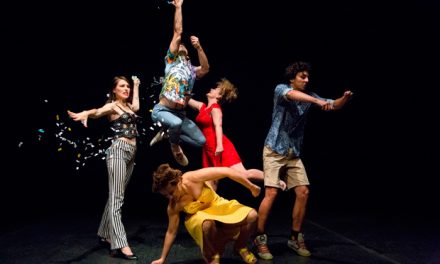 Australian Dance Party debuts String Attached: an exploration of dance and music