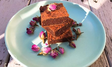 Recipe: healthy sweet potato brownies