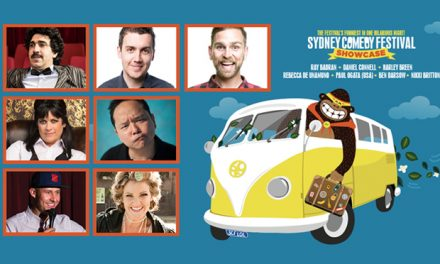 Sydney Comedy Festival hits the road