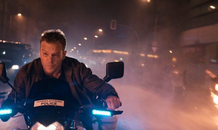 Movie review: Jason Bourne