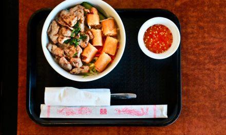 Belconnen Fresh Food Markets: authentic Asian cuisine