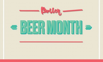 A month-long celebration of burgers and beers