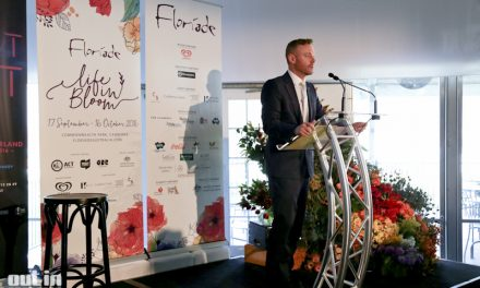 Floriade launch at Commonwealth Park