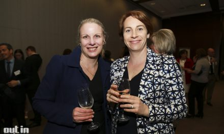 Australian Institute Management's Leadership Excellence Awards Night (ALEAs) at Canberra Rex Hotel