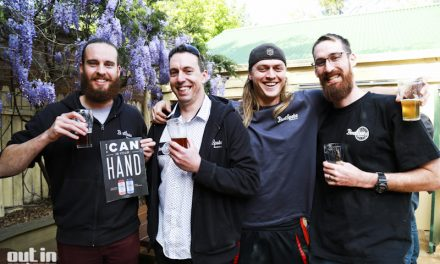 Canberra Beer Week launch at Old Canberra Inn