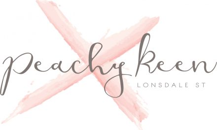 Attention shoe lovers! Peachy Keen opening soon