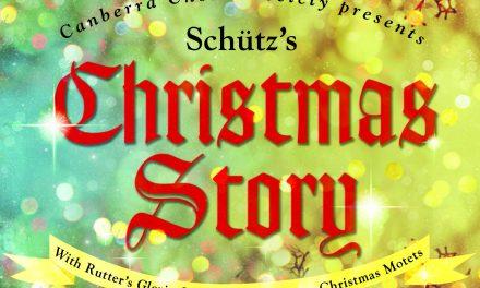 Schütz's Christmas Story