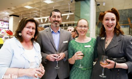 The Sell exhibition launch at National Library of Australia