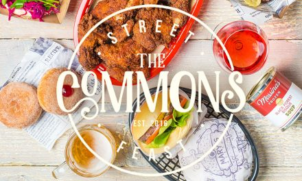 The Commons Street Feast debuts in Canberra
