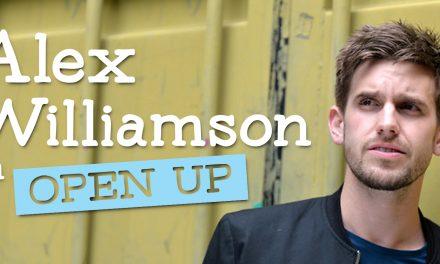 Alex Williamson: Open Up