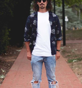 MEN'S STYLE AT CHACHINO