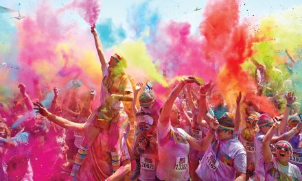 The Color Run Canberra