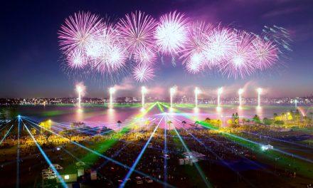 Australia Day Fireworks Spectacular