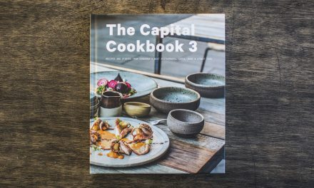 The Capital Cookbook 3: secret recipes from leading restaurants unveiled