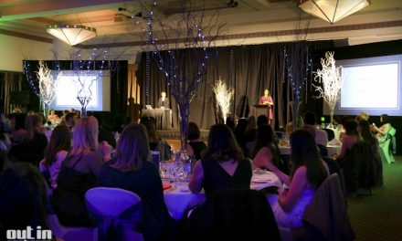 Canberra Women in Business Awards at the Hyatt Canberra