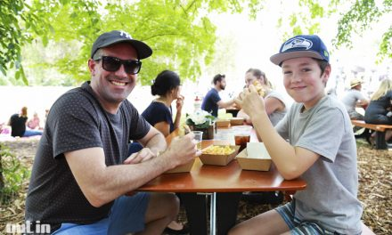 The Commons Street Feast at Commonwealth Park