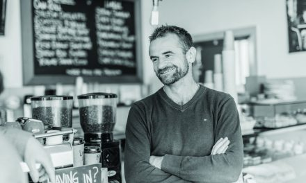 Cool, calm and caffeinated: Sasa Sestic's global vision
