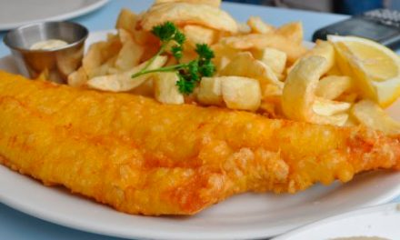 $14 FISH & CHIPS + CARLTON PALE ALE DEAL