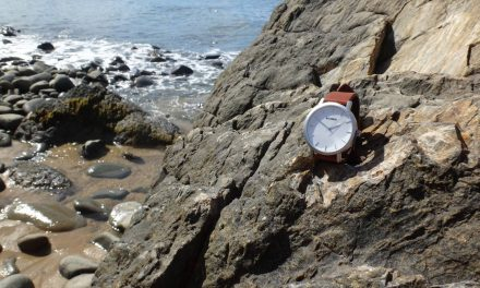 Canberra student creates his own like of wristwatches