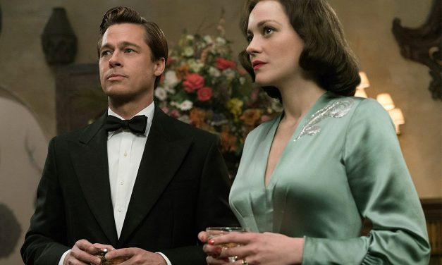 Movie review: Allied