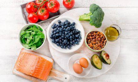 Brain powering nutrition