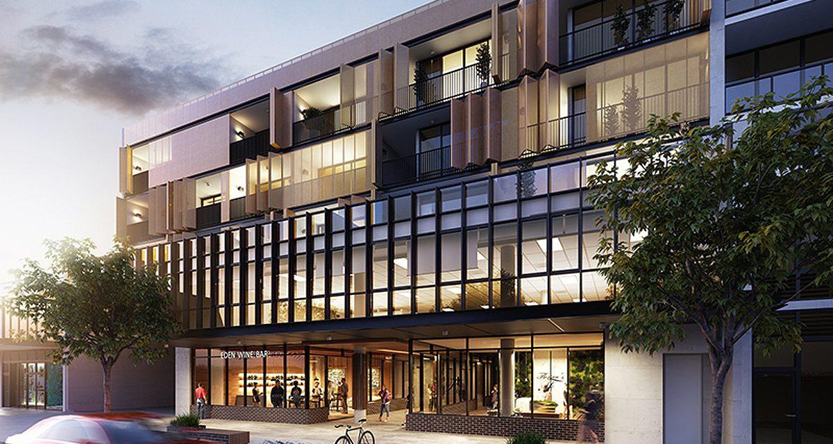 Braddon building toward Canberra's future
