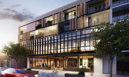 Braddon building toward Canberra's future