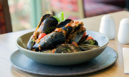 Vikings Lanyon: Around the world in five dishes