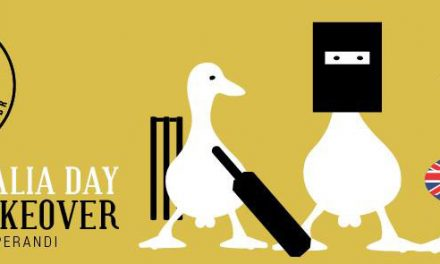 Australia Day tap takeover by Modus Operandi