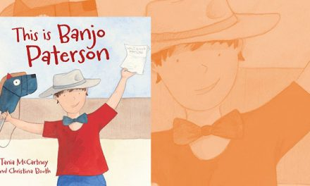 This is Banjo Paterson: Children's book reading and activities