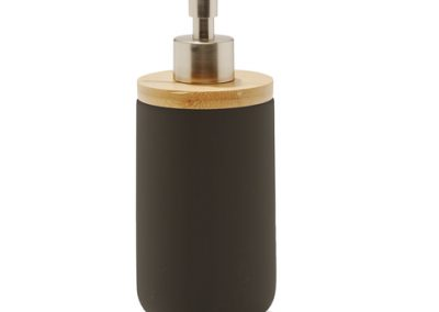 Soap Dispenser with Bamboo $7.00