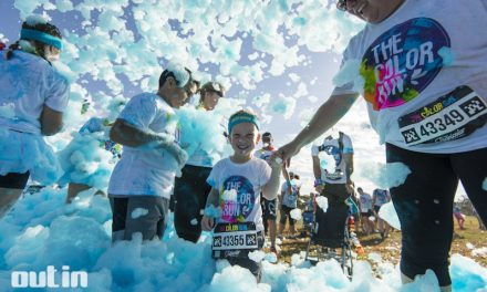 Color Run at Stage 88