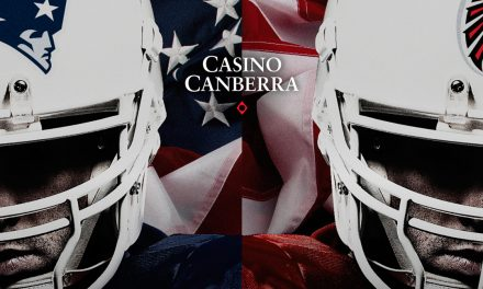 Super Bowl at Casino Canberra