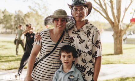 Chinese Lantern Festival at Lennox Park