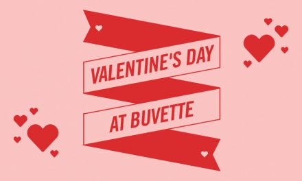 Valentine's Day at Buvette