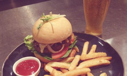$20 burger and beer deal
