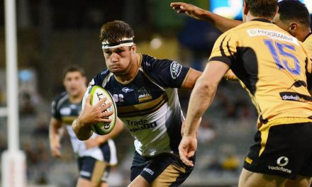Brumbies V Highlanders: $20 burger and ticket deal