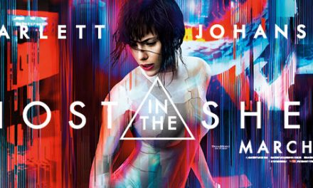 Win a double pass to Ghost in the Shell