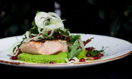Dine-in or on-the-go, make EQ Café & Lounge your destination