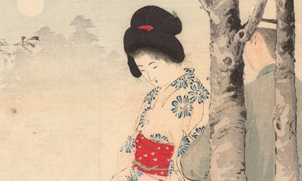 Melodrama in Meiji Japan