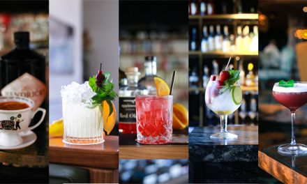 Get your gin fix with five local favourites